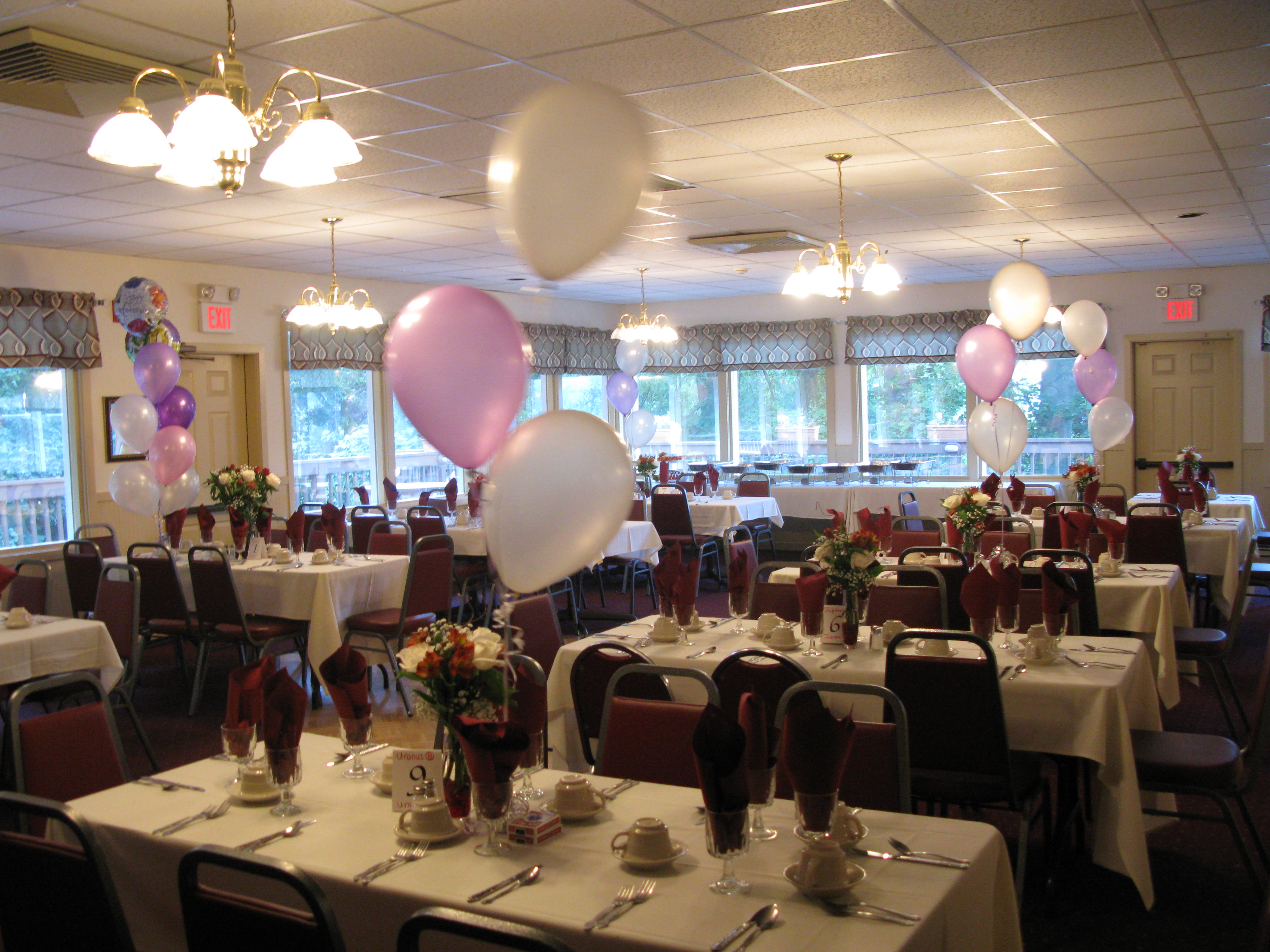 Hall Rental or Catering